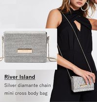 River Island Chain Plain Party Style Party Bags
