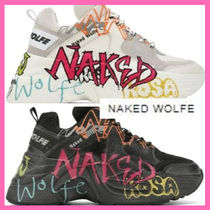 Naked Wolfe Low-Top Sneakers