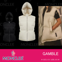 MONCLER Casual Style Vests