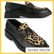 Naked Wolfe Oxfords