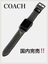 Coach Leather Watches