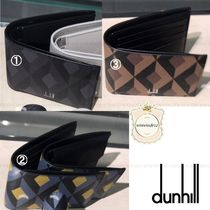 Dunhill Leather Folding Wallets