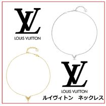 Louis Vuitton Unisex Plain Necklaces & Chokers