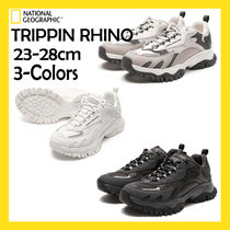 NATIONAL GEOGRAPHIC Unisex Collaboration Sneakers