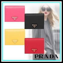 PRADA Blended Fabrics Leather Home Party Ideas Accessories