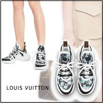 Louis Vuitton 2019-20AW LV ARCHLIGHT SNEAKER black sneakers