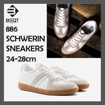 BSQT Unisex Collaboration Sneakers