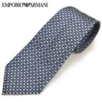 EMPORIO ARMANI Other Check Patterns Ties
