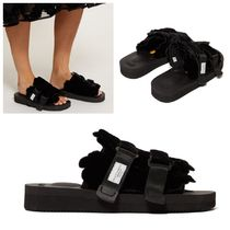 CECILIE BAHNSEN Casual Style Street Style Plain Sandals