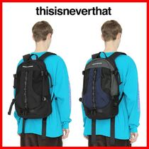 thisisneverthat Unisex Street Style Bags