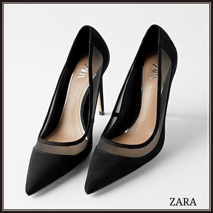 Pointed Toe Pumps & Mules