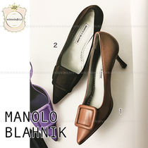 Manolo Blahnik Pumps & Mules