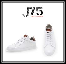 J75 by JUMP Faux Fur Street Style Plain Sneakers