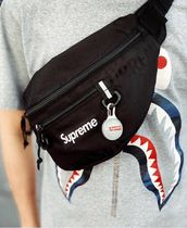 Supreme Unisex Nylon Street Style Hip Packs