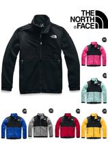 THE NORTH FACE DENALI Unisex Street Style Baby Girl Outerwear