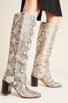 Anthropologie Leather Boots Boots