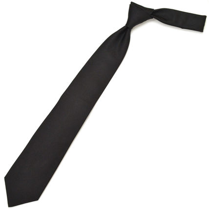 Silk Plain Ties