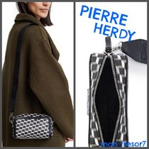 Pierre Hardy Casual Style Crossbody Shoulder Bags