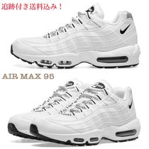 Nike AIR MAX 95 Unisex Plain Sneakers