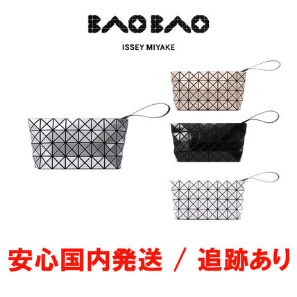 Casual Style Unisex Street Style Plain Clutches