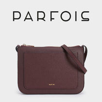 PARFOIS Casual Style Plain Shoulder Bags