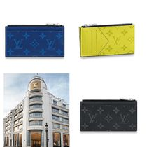 Louis Vuitton TAIGA Coin Cases