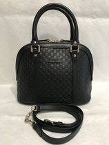 GUCCI 2WAY Leather Shoulder Bags