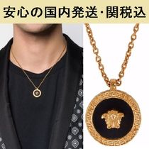 VERSACE Chain Metal Necklaces & Chokers