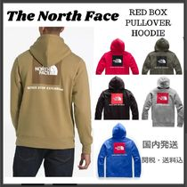 THE NORTH FACE Unisex Sweat Street Style Long Sleeves Plain Hoodies