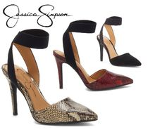 Jessica Simpson Blended Fabrics Plain Pumps & Mules