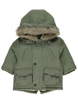 George Unisex Baby Girl Outerwear