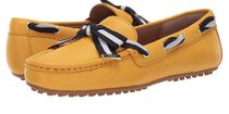Ralph Lauren Open Toe Casual Style Leather Loafer & Moccasin Shoes