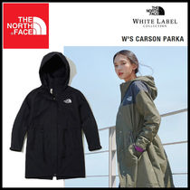THE NORTH FACE WHITE LABEL Casual Style Long Jackets