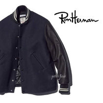 Ron Herman Short Street Style Collaboration Plain Leather