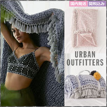 Urban Outfitters Fringes Scandinavian Style Throws