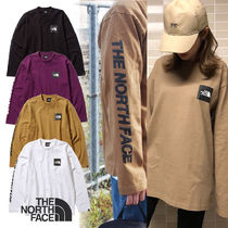THE NORTH FACE Crew Neck Cotton Crew Neck T-Shirts