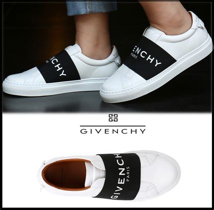 Casual Style Elegant Style Low-Top Sneakers