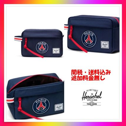 Street Style Collaboration Logo Bags