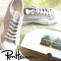 Ron Herman Collaboration Low-Top Sneakers