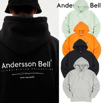 ANDERSSON BELL Long Sleeves Plain Sweatshirts