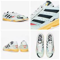RAF SIMONS Unisex Collaboration Low-Top Sneakers