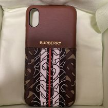 Burberry Unisex Smart Phone Cases