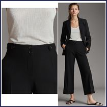 Massimo Dutti Casual Style Medium Culottes & Gaucho Pants