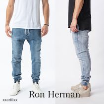 Ron Herman Denim Street Style Plain Joggers Jeans & Denim
