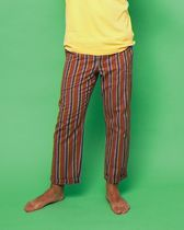 TCSS Printed Pants Stripes Unisex Street Style Patterned Pants
