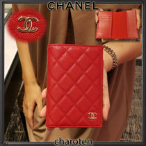 CHANEL TIMELESS CLASSICS Unisex Passport Cases