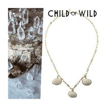 Child of Wild Casual Style Unisex Street Style Chain Necklaces & Pendants