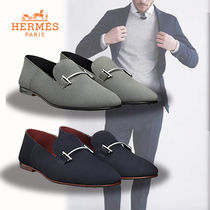 HERMES Oxfords