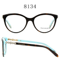 Tiffany & Co Unisex With Jewels Eyeglasses
