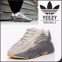 Yeezy Casual Style Low-Top Sneakers